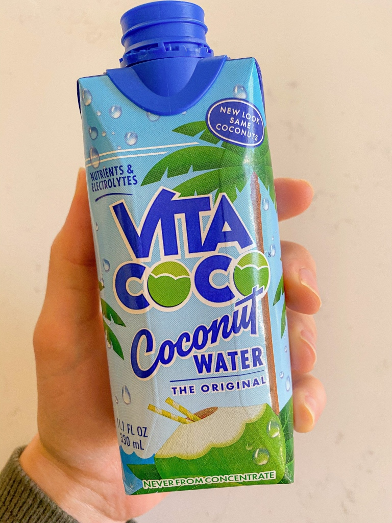 coconut water, natural remedies for cold and flu